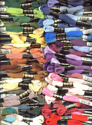 Complete Set of 472 DMC Embroidery Floss