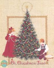 Lavender & Lace - Oh Christmas Tree