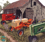 Janlynn - Auction Day (Tractors)