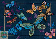 Gold Collection - Exotic Butterflies