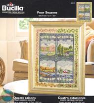 Plaid / Bucilla - Four Seasons - SALE!