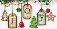 Dimensions - Joy Tag Ornaments