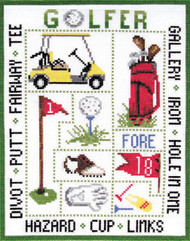 Candamar - Golfer Picture