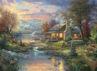 Candamar / Thomas Kinkade - Nature's Paradise