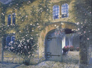 Gold Collection - Cobblestone Courtyard