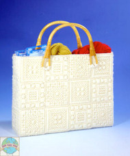 Design Works - Aran Tote Bag
