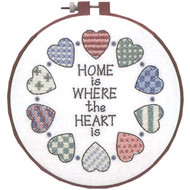Dimensions Learn a Craft - Home and Heart