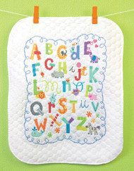 Dimensions Baby Hugs - Alphabet Quilt