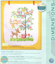 Dimensions -  Happi Tree Quilt