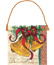 Gold Collection Petites - Bells Ornament