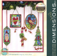Dimensions -  Jingle Bell Ornaments (5)