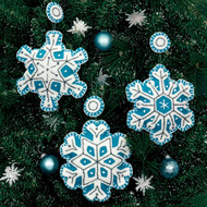 Dimensions -  Flurries Ornaments (3)