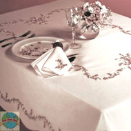 Design Works - Daisy Charm 4pc Napkin Set