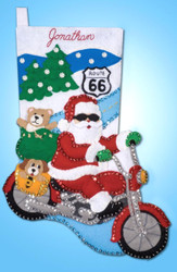 Design Works - Route 66 Stocking