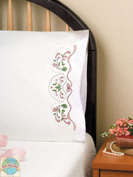 Design Works - Fan Pillowcases (2)