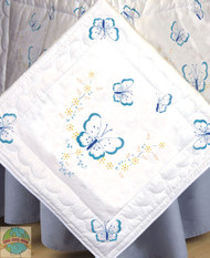Design Works - Butterflies Quilt Blocks (6)