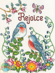 Design Works - Rejoice (Birds)