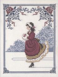 Lavender & Lace -  Winter Rose