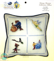 Kinkade / Disney - Disney Dreams Collection Pillow