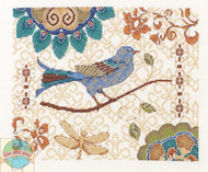 Plaid / Bucilla - Bluebird