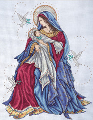 Design Works - Madonna and Child