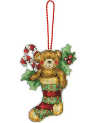 Dimensions - Bear Ornament