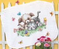 Dimensions - Pet Friends Quilt