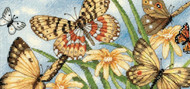 Gold Collection - Butterfly Vignette