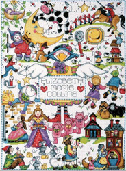 Design Works - Nursery Rhymes