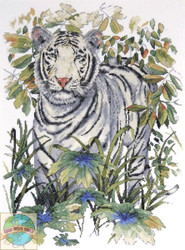 Design Works - White Tiger