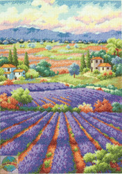 Gold Collection - Fields of Lavender
