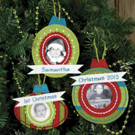 Dimensions - Framed Ornaments