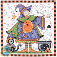 Design Works - Trick or Treat