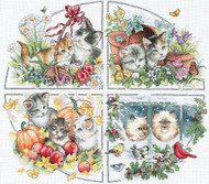 Gold Collection - Four Seasons Kittens