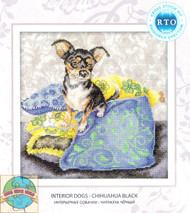 RTO - Interior Dogs - Chihuahua Black