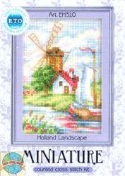 RTO Minis - Holland Landscape