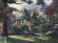 Candamar / Thomas Kinkade - Gazebo of Prayer