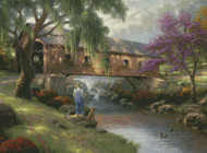 Candamar / Thomas Kinkade - The Old Fishin' Hole