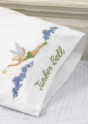 Kinkade / Disney - Tinker Bell Pillowcases (2)