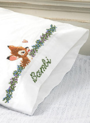Kinkade / Disney - Bambi Pillowcases (2)