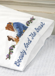 Disney - Beauty and the Beast Pillowcases (2)