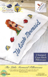 Disney Dreams - The Little Mermaid Pillowcases (2)