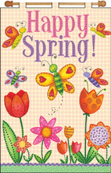 Design Works - Happy Spring