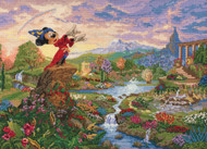 Kinkade / Disney Dreams - Fantasia