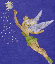 Kinkade / Disney - Tinker Bell (Waste Canvas Kit)