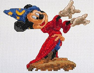 Kinkade / Disney - Fantasia (Waste Canvas Kit)