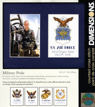 Dimensions - Military Pride