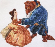 Disney - Beauty and the Beast (Waste Canvas Kit)