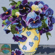 Design Works - Pansies