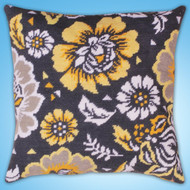 Design Works - Yellow Floral